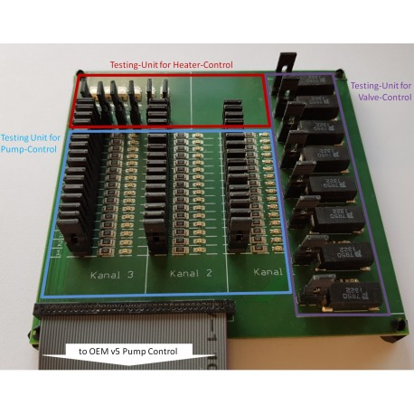Test Board for OEM electronics (1511-C)