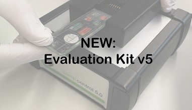 Get started with our Evaluation Kit v5
